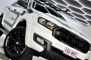 2016 Ford Everest UA MY17 Ambiente White 6 Speed Automatic SUV.