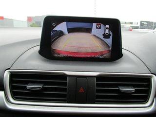 2017 Mazda 3 BN5276 Maxx SKYACTIV-MT Red 6 Speed Manual Sedan