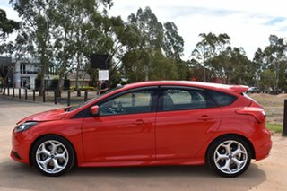 2013 Ford Focus LW MkII ST Red 6 Speed Manual Hatchback