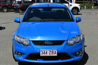 2009 Ford Falcon FG XR8 Blue 6 Speed Manual Utility.