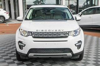 2015 Land Rover Discovery Sport L550 16MY SE Fuji White 9 Speed Sports Automatic Wagon