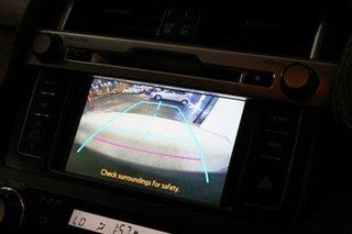 2014 Toyota Landcruiser Prado KDJ150R MY14 GXL Black 5 Speed Sports Automatic Wagon