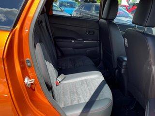 2020 Mitsubishi ASX XD MY21 GSR 2WD Sunshine Orange 6 Speed Constant Variable Wagon