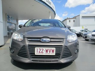 2012 Ford Focus LW MK2 Trend Grey 6 Speed Automatic Sedan