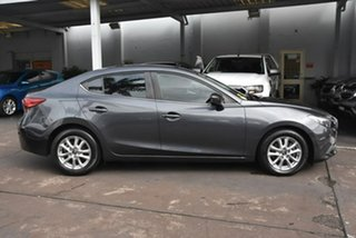 2016 Mazda 3 BM5276 Maxx SKYACTIV-MT Grey 6 Speed Manual Sedan.