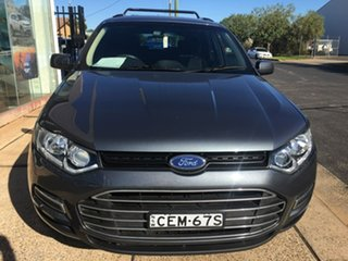 2012 Ford Territory SZ TX Limited Edition Grey Sports Automatic.