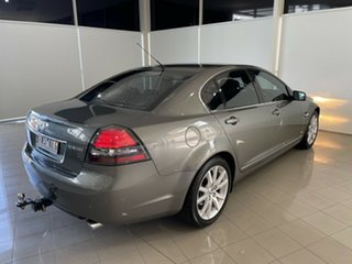 2011 Holden Calais VE II MY12 Grey 6 Speed Sports Automatic Sedan.