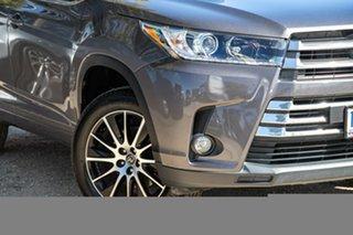 2017 Toyota Kluger GSU55R Grande AWD 46g 8 Speed Sports Automatic Wagon.