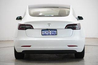 2019 Tesla Model 3 Standard Range Plus White 1 Speed Reduction Gear Sedan