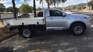 2020 Mazda BT-50 TFS40J XT Ingot Silver 6 Speed Sports Automatic Cab Chassis