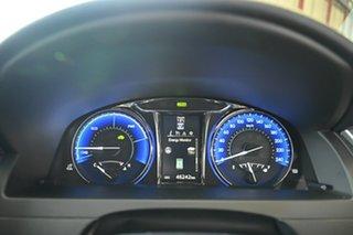2016 Toyota Camry AVV50R Altise Ocean Mist 1 Speed Constant Variable Sedan Hybrid