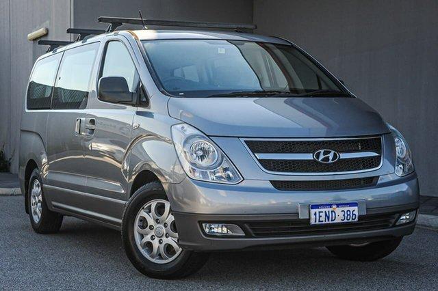 Used Hyundai iMAX TQ-W MY13 Osborne Park, 2014 Hyundai iMAX TQ-W MY13 Grey 4 Speed Automatic Wagon