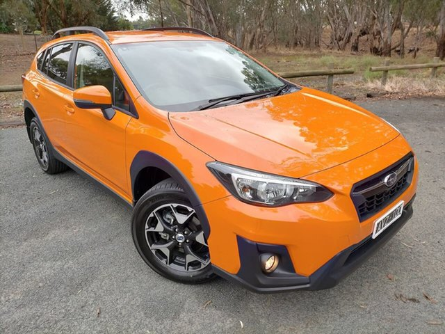 Used Subaru XV G5X MY19 2.0i-L Lineartronic AWD Echuca, 2018 Subaru XV G5X MY19 2.0i-L Lineartronic AWD Orange 7 Speed Constant Variable Wagon