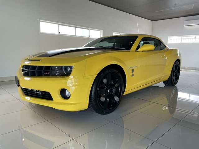 Used Chevrolet Camaro SS Bundaberg, 2010 Chevrolet Camaro SS 6 Speed Coupe