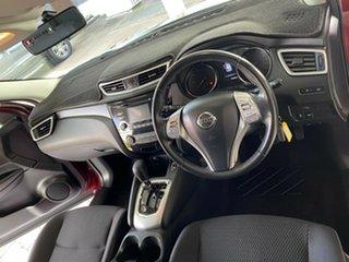 2017 Nissan Qashqai ST Brurgandy Constant Variable Wagon