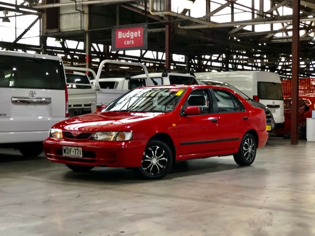 Used Nissan Pulsar N15 LX Mile End South, 1998 Nissan Pulsar N15 LX 40th Anniversary Quartz 4 Speed Automatic Sedan