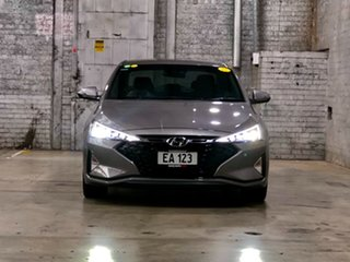 2019 Hyundai Elantra AD.2 MY19 Sport DCT Silver 7 Speed Sports Automatic Dual Clutch Sedan.