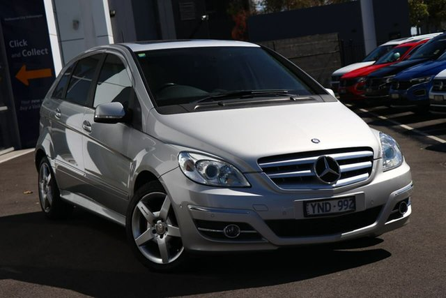 Used Mercedes-Benz B180 CDI Port Melbourne, 2011 Mercedes-Benz B180 CDI CDI Silver Automatic Wagon