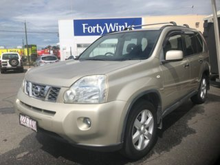 2008 Nissan X-Trail T31 TI (4x4) Gold 6 Speed CVT Auto Sequential Wagon
