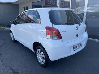 2009 Toyota Yaris NCP90R MY10 YR 4 Speed Automatic Hatchback