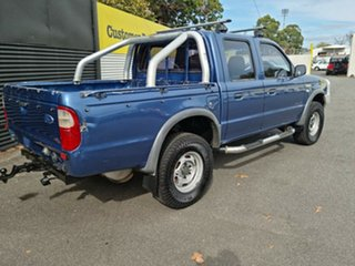 2005 Ford Courier PH GL 4x2 Blue 5 Speed Manual Utility