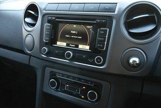 2014 Volkswagen Amarok 2H MY14 TDI400 4Mot Highline Black 6 Speed Manual Utility