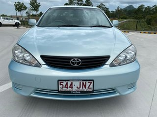 2006 Toyota Camry ACV36R MY06 Altise Limited Silver 4 Speed Automatic Sedan