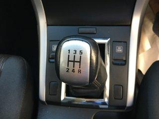 2013 Suzuki Grand Vitara JB White Manual