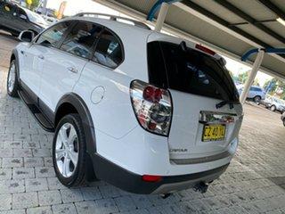 2012 Holden Captiva 7 - LX White Sports Automatic Wagon