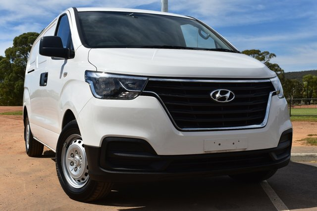 Used Hyundai iLOAD TQ4 MY19 St Marys, 2019 Hyundai iLOAD TQ4 MY19 White 6 Speed Manual Van