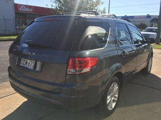 2012 Ford Territory SZ TX Limited Edition Grey Sports Automatic
