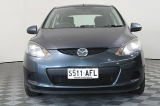 2009 Mazda 2 DE10Y1 Neo Grey 4 Speed Automatic Hatchback