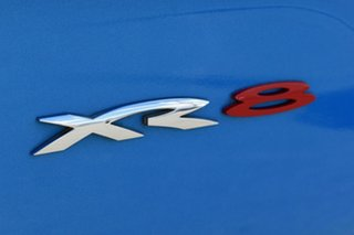 2009 Ford Falcon FG XR8 Blue 6 Speed Manual Utility