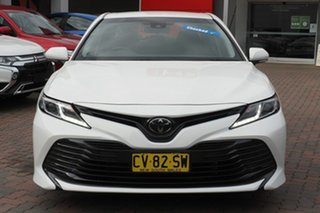 2019 Toyota Camry ASV70R Ascent White 6 Speed Sports Automatic Sedan