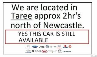 2012 Holden Captiva 7 - LX White Sports Automatic Wagon.
