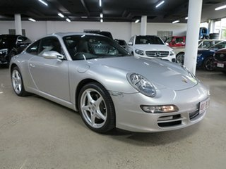 2006 Porsche 911 997 MY06 Carrera Silver 5 Speed Sports Automatic Coupe.