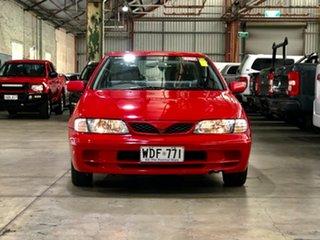 1998 Nissan Pulsar N15 LX 40th Anniversary Quartz 4 Speed Automatic Sedan.