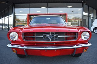 1965 Ford Mustang MY1965 Red 3 Speed Automatic Convertible