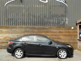2010 Mazda 3 BL10F1 MY10 Maxx Activematic Sport Black 5 Speed Sports Automatic Sedan.