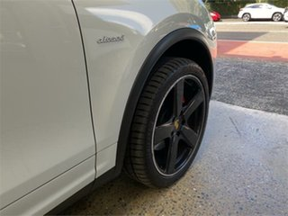 2016 Porsche Cayenne 92A S Diesel White Sports Automatic Wagon