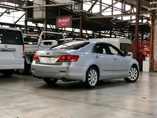 2008 Toyota Aurion GSV40R Presara Silver 6 Speed Sports Automatic Sedan