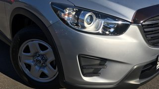 2015 Mazda CX-5 KE1072 Maxx Billet Silver 6 Speed Manual Wagon.