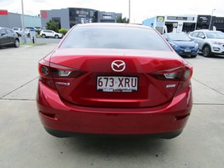 2017 Mazda 3 BN5276 Maxx SKYACTIV-MT Red 6 Speed Manual Sedan