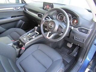 2020 Mazda CX-5 KF2W7A Maxx SKYACTIV-Drive FWD Sport Eternal Blue 6 Speed Sports Automatic Wagon