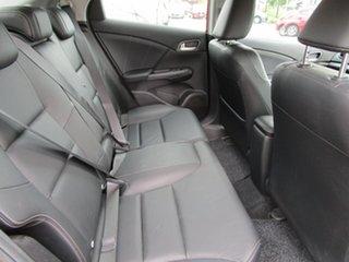 2012 Honda Civic 9th Gen VTi-L Red 5 Speed Sports Automatic Hatchback