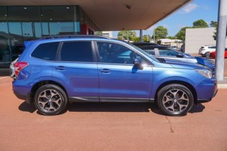2015 Subaru Forester S4 MY15 2.5i-S CVT AWD Blue 6 Speed Constant Variable Wagon