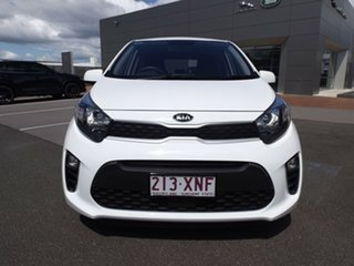 2017 Kia Picanto TA MY17 SI 4 Speed Automatic Hatchback.