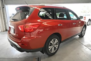 2017 Nissan Pathfinder R52 Series II MY17 ST X-tronic 2WD Red 1 Speed Constant Variable Wagon