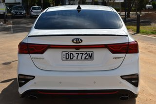 2019 Kia Cerato BD MY19 GT DCT White 7 Speed Sports Automatic Dual Clutch Sedan