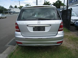 2010 Mercedes-Benz GL350 164 Silver 7 Speed Automatic Wagon